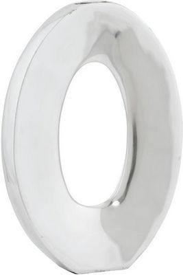 KOKOON DESIGN - Vase à fleurs-KOKOON DESIGN-Vase en aluminium poli Ovo