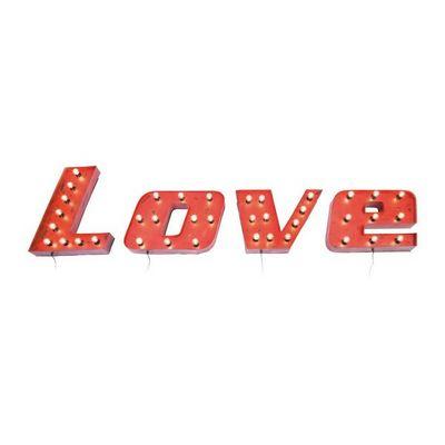 Kare Design - Applique-Kare Design-Applique Vintage LOVE
