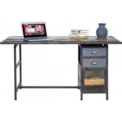 Kare Design - Bureau-Kare Design-Bureau en bois Workshop 150x70 cm