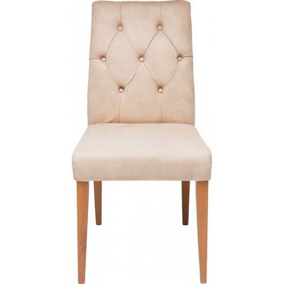 Kare Design - Chaise-Kare Design-Chaise Casual Button crème