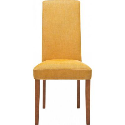 Kare Design - Chaise-Kare Design-Chaise Econo Slim Rhythm moutarde