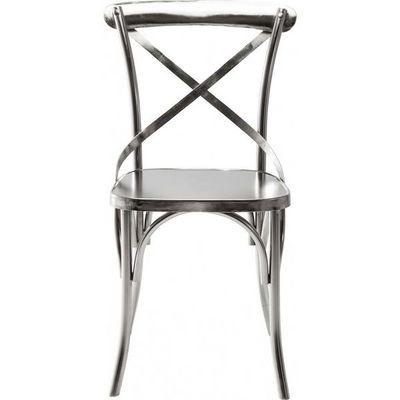 Kare Design - Chaise-Kare Design-Chaise Castillo Silver