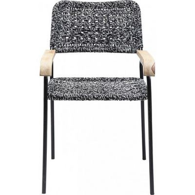 Kare Design - Chaise-Kare Design-Chaise avec accoudoirs Rope