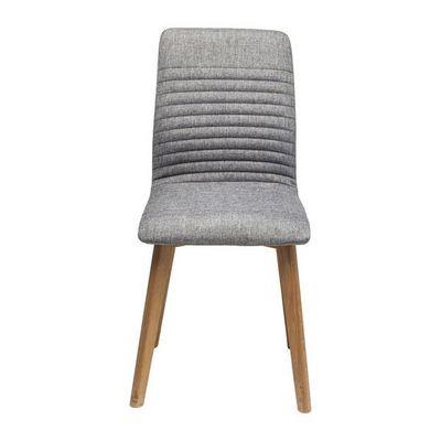 Kare Design - Chaise-Kare Design-Chaise Lara grise