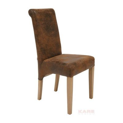 Kare Design - Chaise-Kare Design-Chaise Isis Vintage Pieds Teck