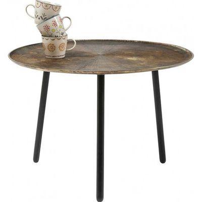 Kare Design - Table basse ronde-Kare Design-Table basse ronde Radiation 66 cm