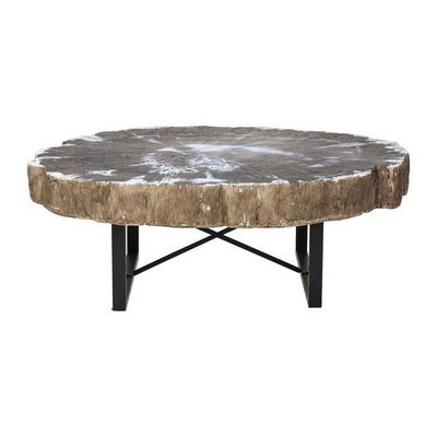 Kare Design - Table basse ronde-Kare Design-Table basse Tronco