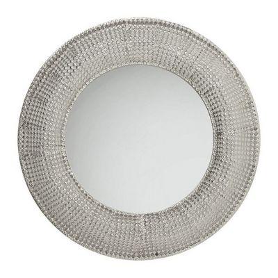 Kare Design - Miroir-Kare Design-Miroir Silver Pearls 100 cm