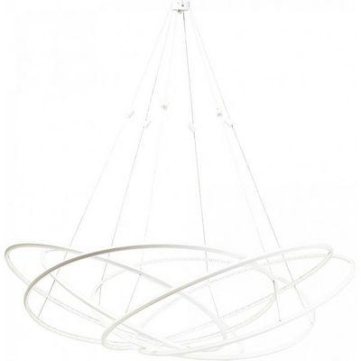 Kare Design - Suspension-Kare Design-Lustre Spiry LED Blanc