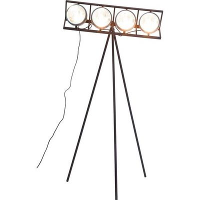 Kare Design - Lampadaire trépied-Kare Design-Lampadaire Headstock Tripot 175