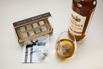 TÄLJSTEN - Rafraîchisseur à bouteille-TÄLJSTEN-Whisky on the rocks Rocks