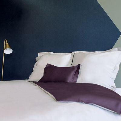BAILET - Taie d'oreiller-BAILET-Taie d�co - Les Essentiels - 30x50 cm - Taupe & Ca
