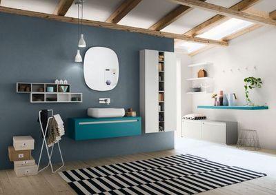 Inda - Meuble de salle de bains-Inda-PROGETTO