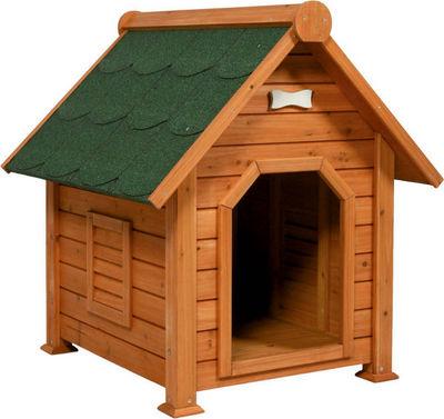 ZOLUX - Niche-ZOLUX-Niche chien en bois Toundra Medium