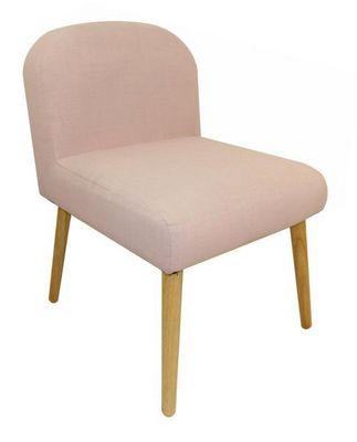 Cotton Wood - Chaise-Cotton Wood-Chaise en toile effet lin Oslo
