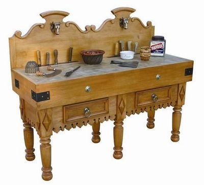 Billots D'ivoire - Billot de cuisine-Billots D'ivoire-L'EXCEPTION