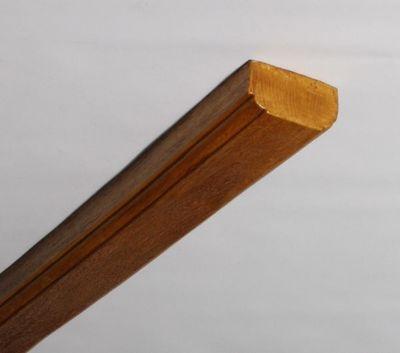 pm 12 p fausse poutre brun polyurethane nevadeco. Black Bedroom Furniture Sets. Home Design Ideas