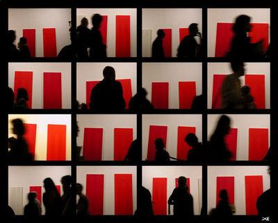 YELLOW KORNER - Photographie-YELLOW KORNER-Fiac 2004