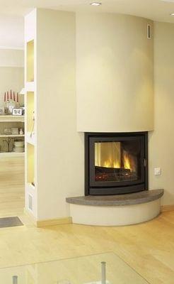 Bodart & Gonay - Cheminée à foyer fermé-Bodart & Gonay-OPTIFIRE   763-764 D