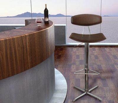 FACTORY DESIGN - Chaise haute de bar-FACTORY DESIGN-KOLD