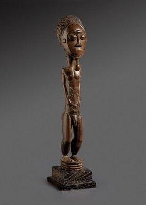Kumbi Saleh - Sculpture-Kumbi Saleh-Sculpture blolo bian, Baoule