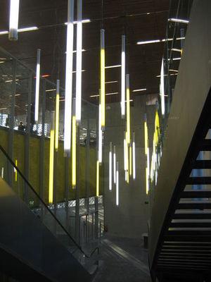 WALDMANN ECLAIRAGE - Luminaire avec réflecteur asymétrique-WALDMANN ECLAIRAGE-RL 40