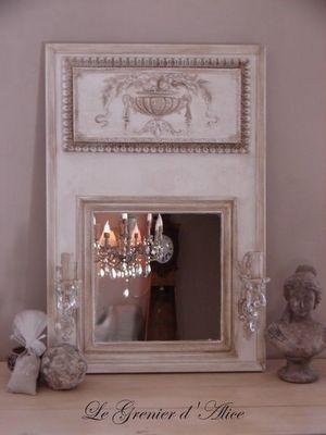 Le Grenier d'Alice - Miroir lumineux-Le Grenier d'Alice-Miroir03