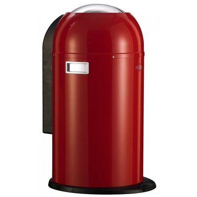 Wesco - Poubelle de cuisine-Wesco-iMaster 33L rouge