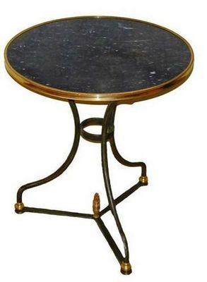 Jardinieres & Interieurs - Table bistrot-Jardinieres & Interieurs-FLAMME