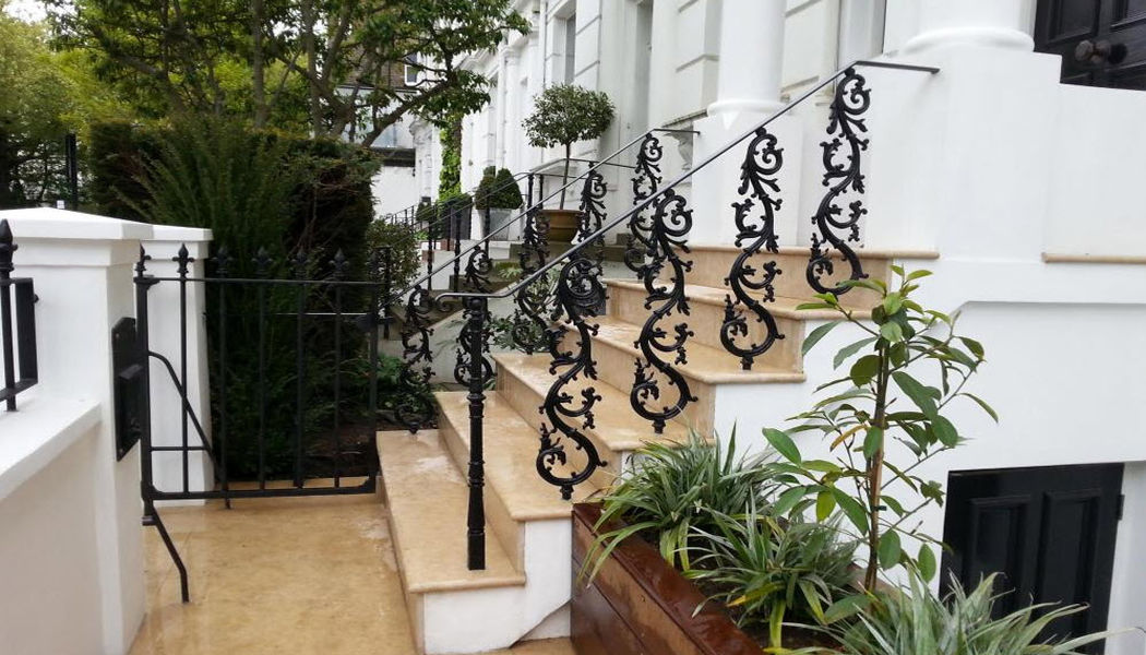 Britannia Architectural Metalwork Banister Stairs and ladders House Equipment  |