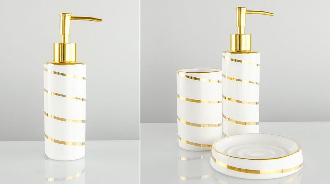 WEISSESTAL Soap dispenser Soap Bathroom Accessories and Fixtures  |