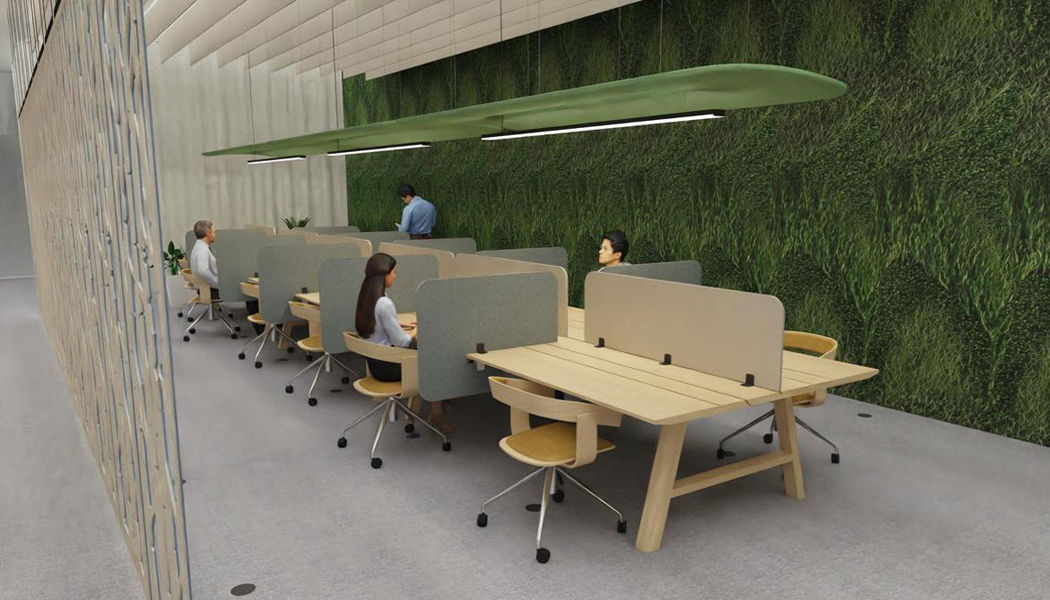 BUZZISPACE Office screen Office furniture Office  |