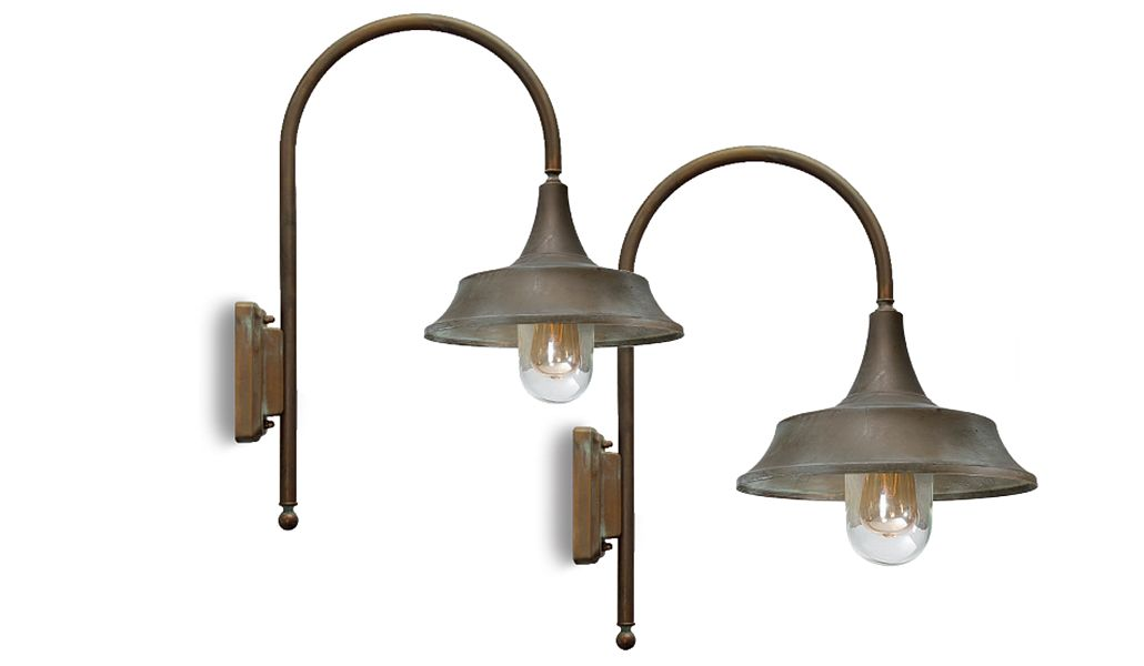 Moretti Luce Outdoor wall lamp Outside wall lamp fittings Lighting : Outdoor  |