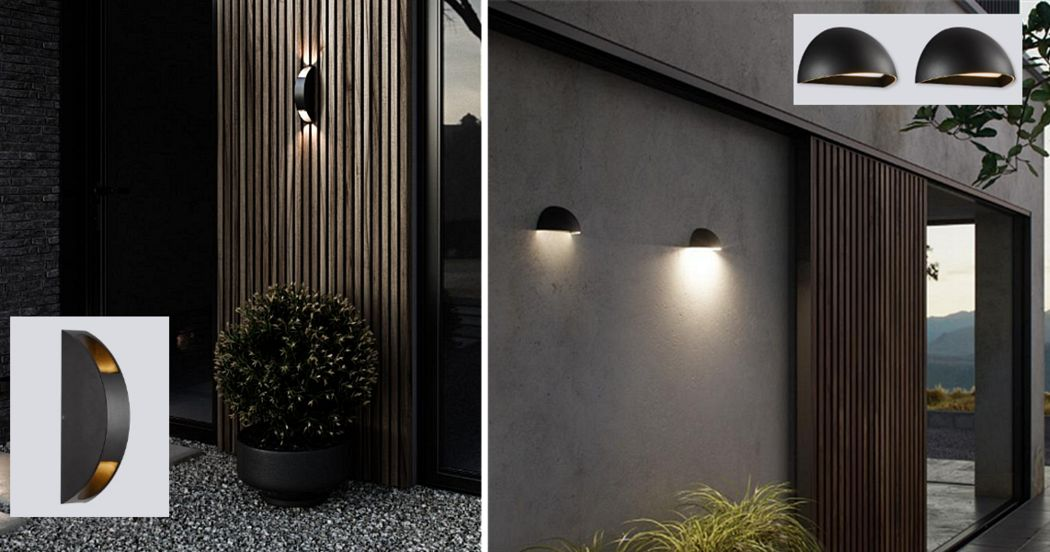 Nordlux Outdoor wall lamp Outside wall lamp fittings Lighting : Outdoor  |