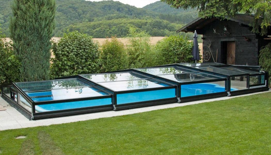 Venus Abris Sliding/telescopic pool enclosure Swimming pool covers Swimming pools and Spa  |