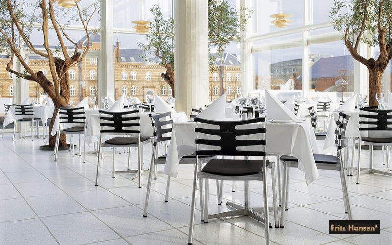 Fritz Hansen    Dining room |