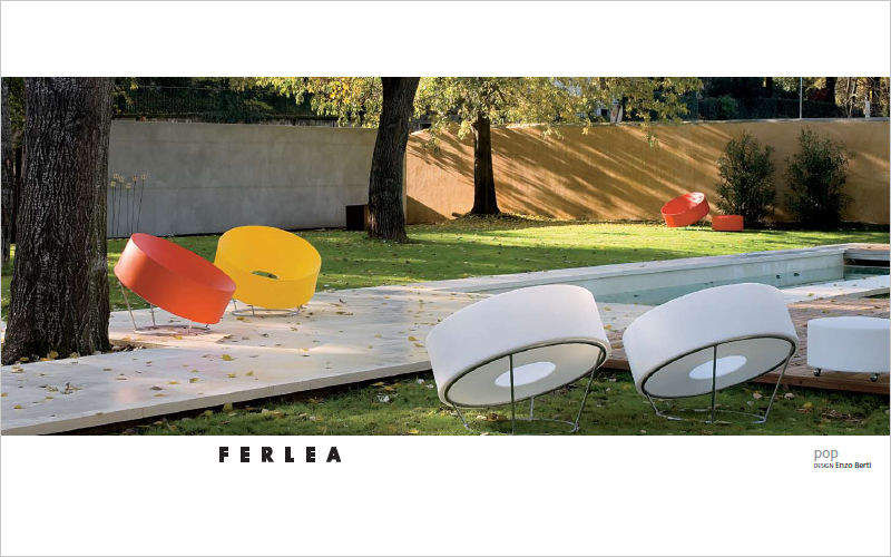 Ferlea    Garden-Pool | Design Contemporary