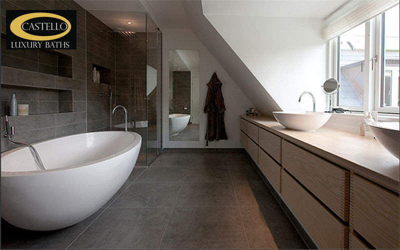 Castello Luxury Baths Bathroom | Design Contemporary