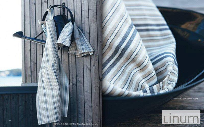 LINUM Tea towel Kitchen linen Household Linen Kitchen | Seaside