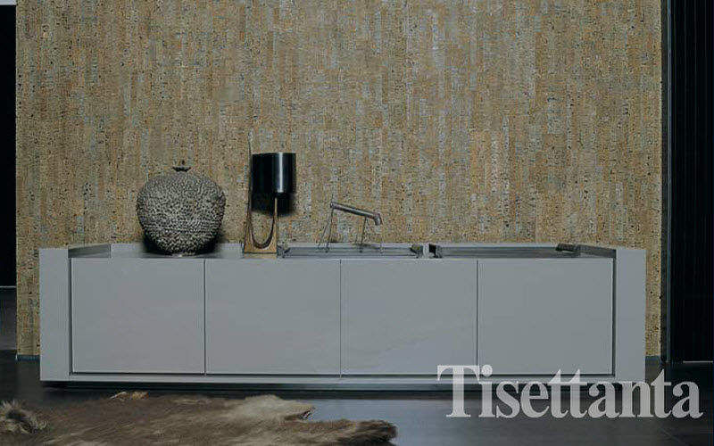 Tisettanta Low sideboard Cabinets and Buffets Storage Living room-Bar | Design Contemporary