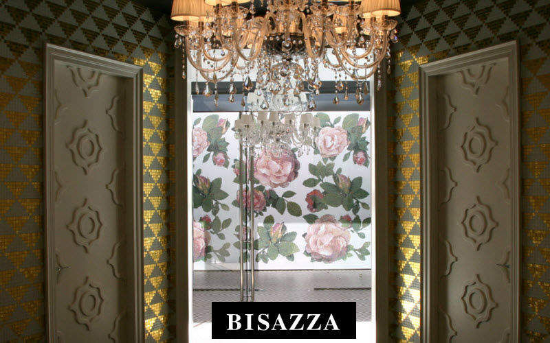BISAZZA Mosaic tile wall Wall tiles Walls & Ceilings Entrance | Elsewhere