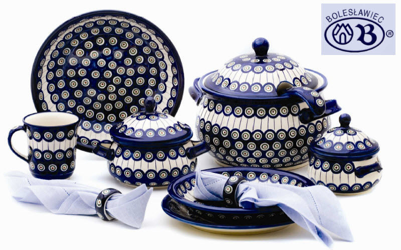 Boleslawiec Table service Table sets Crockery  | Elsewhere