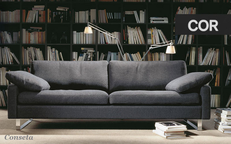 COR 3-seater Sofa Sofas Seats & Sofas  |
