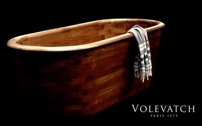 Volevatch Freestanding bathtub Bathtubs Bathroom Accessories and Fixtures Bathroom | Eclectic