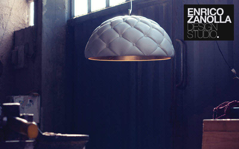 ENRICO ZANOLLA Office Hanging lamp Chandeliers & Hanging lamps Lighting : Indoor  |