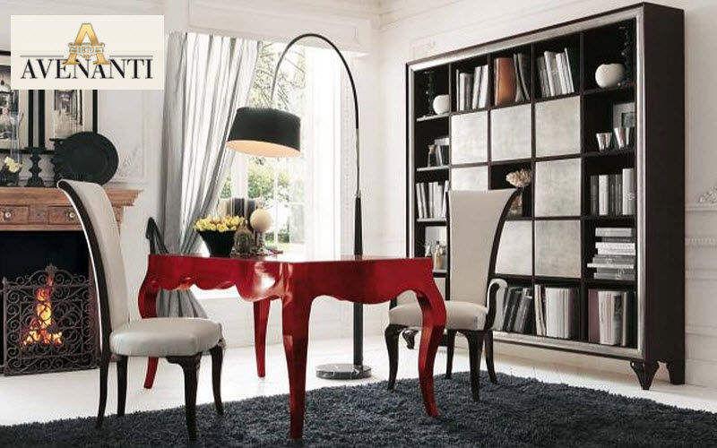 Avenanti Open bookcase Bookcases Storage Home office | Design Contemporary