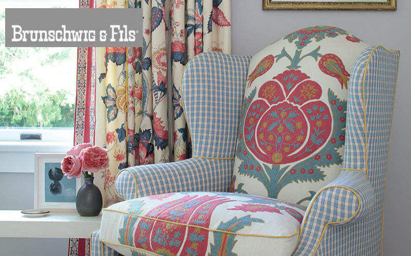 Brunschwig Et Fils Furniture fabric Furnishing fabrics Curtains Fabrics Trimmings  |