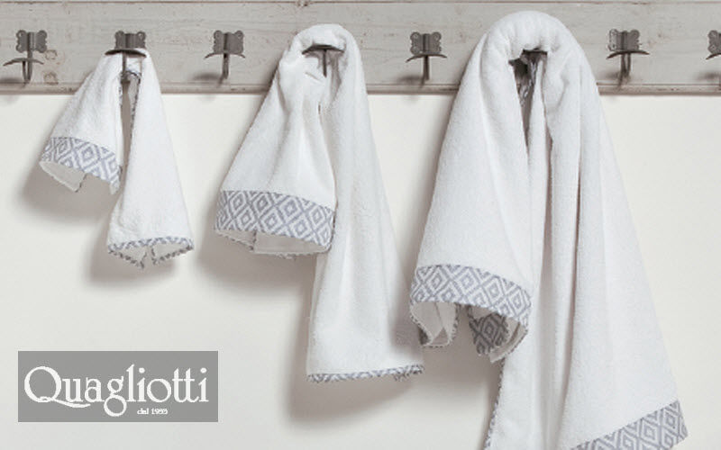 Quagliotti Towel set Bathroom linen Household Linen   
