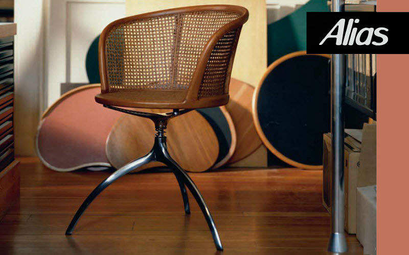 ALIAS Swivel armchair Armchairs Seats & Sofas Home office | Eclectic