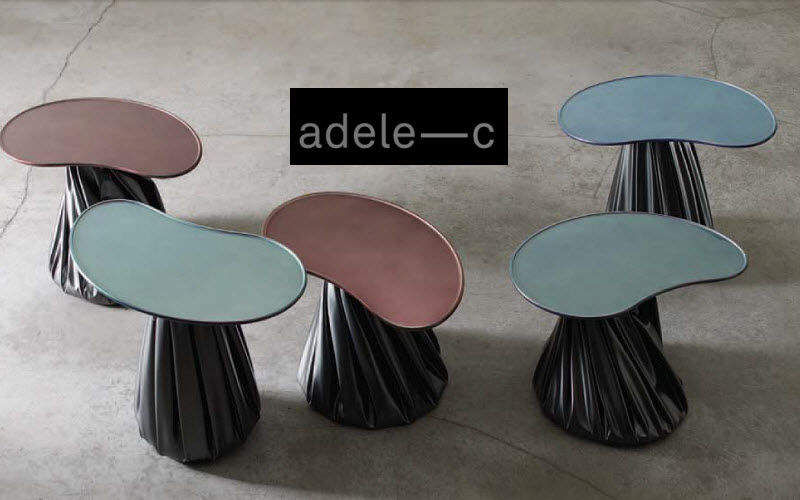 Adele C. Pedestal table Occasional table Tables and Misc. Living room-Bar | Eclectic